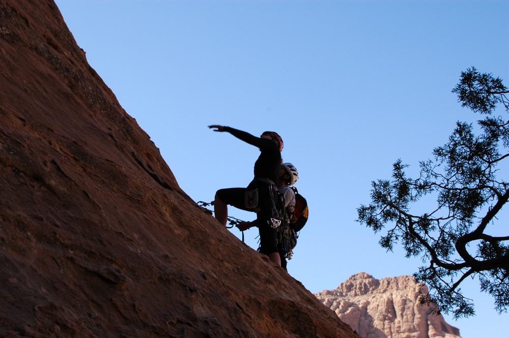Jordanie - Les plus belles escalades de Wadi Rum