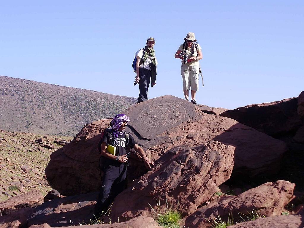 Maroc - Le massif du Yagour - Les matins du monde