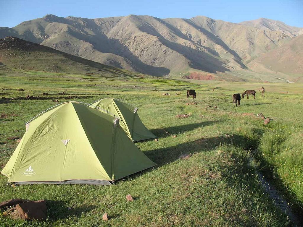 Maroc - Le massif du Yagour