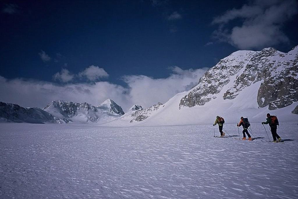 Ski de randonnée en Altaï - Les matins du monde