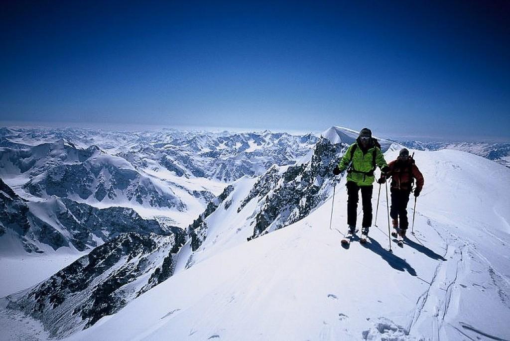 Mongolie - Ski de randonnée en Altaï