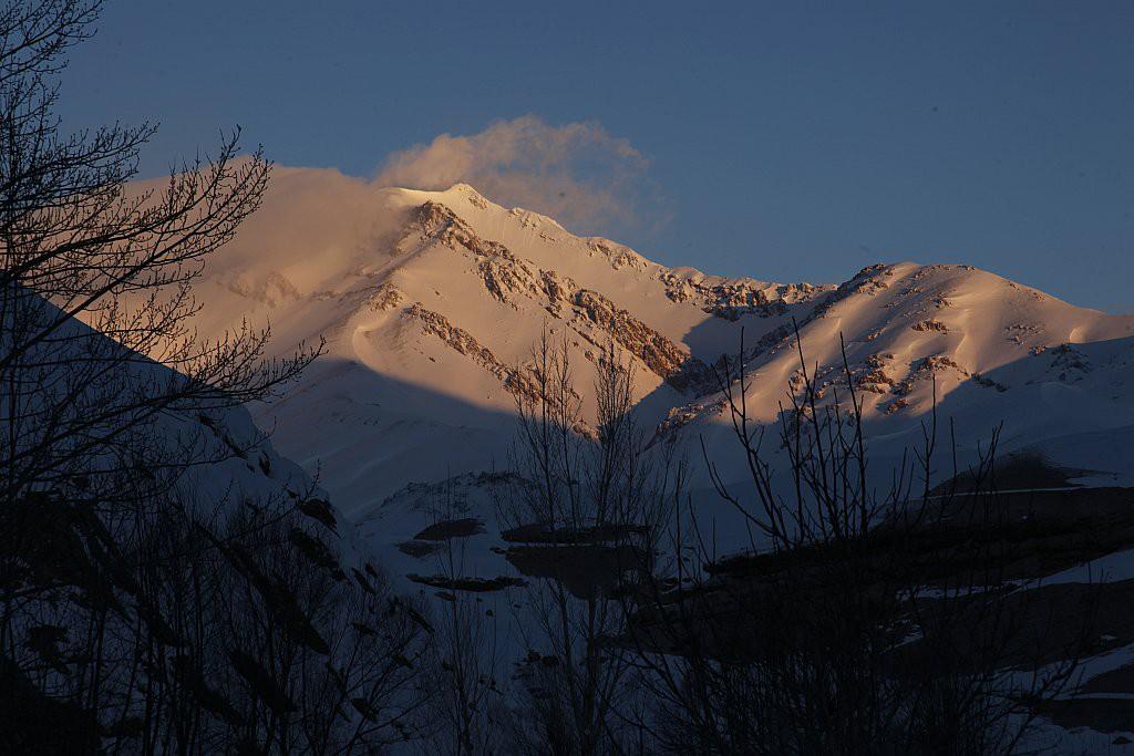 Ski de randonnée dans le Massif des Zagros - Les matins du monde