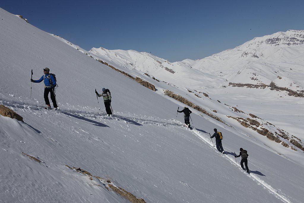 Iran - Ski de randonnée dans le Massif des Zagros