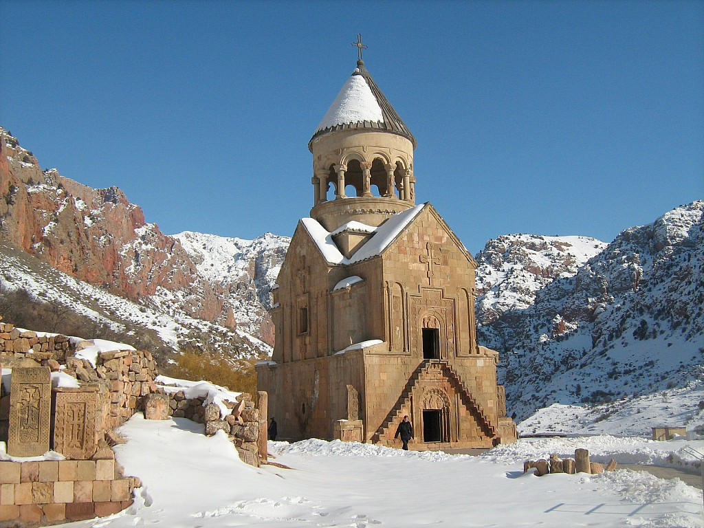 Arménie - Ski de randonnée autour d'Erevan