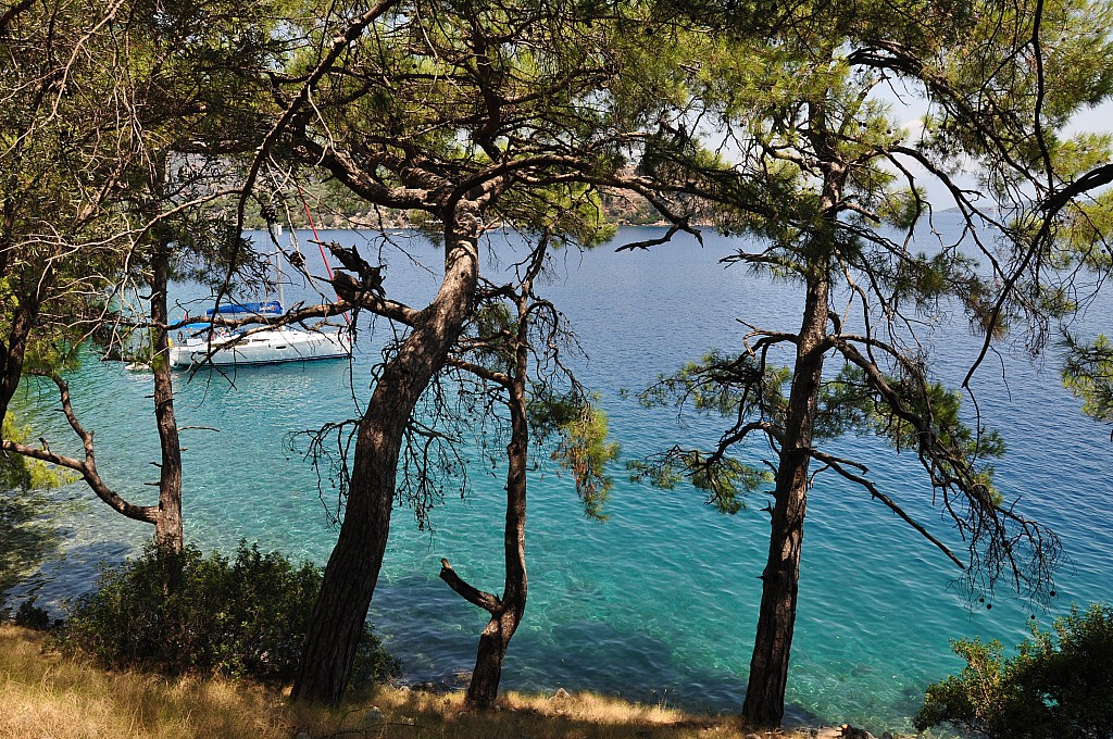 Turquie - Randonnée  côtière en Lycie