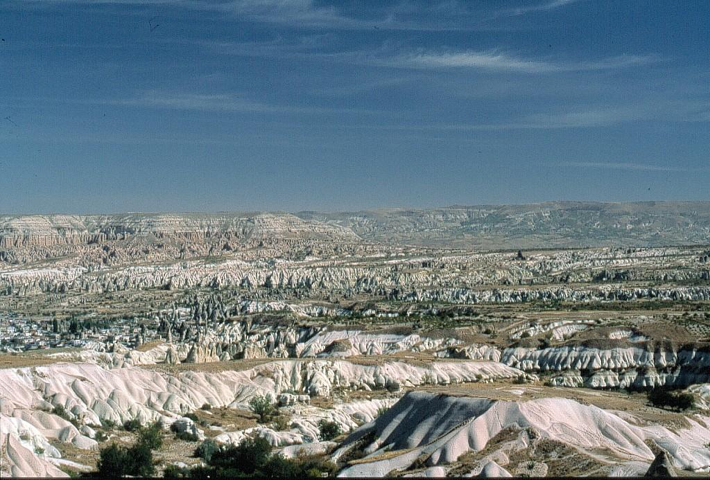 Turquie - Randonnée en Cappadoce
