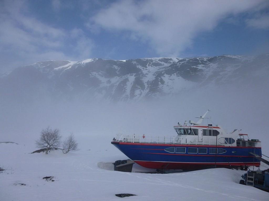 Norvège - Tour du Jotunheimen - Les matins du monde