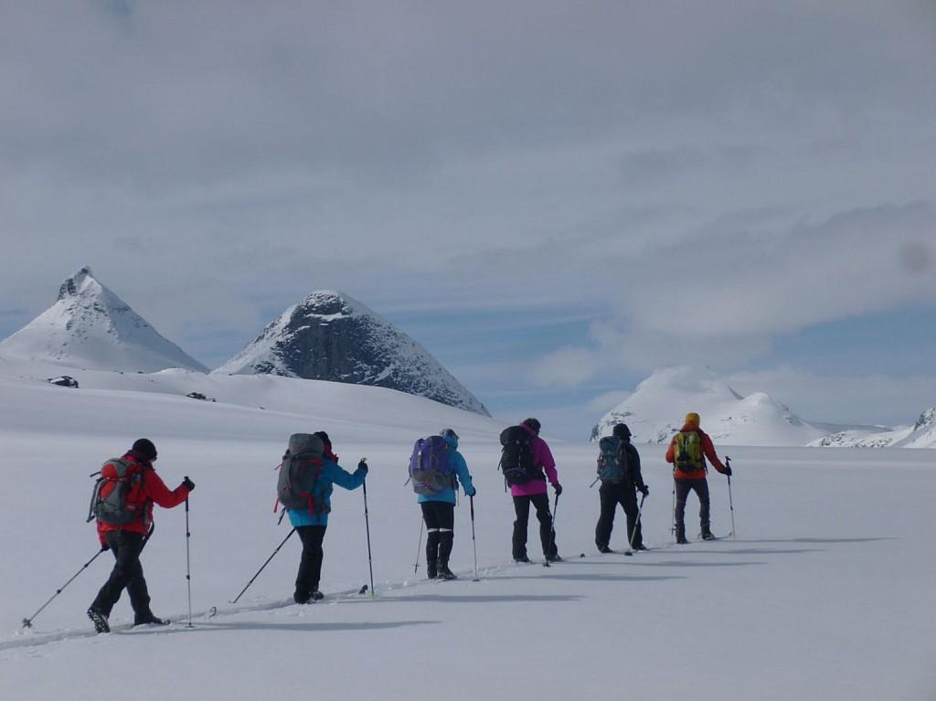 Norvège - Tour du Jotunheimen