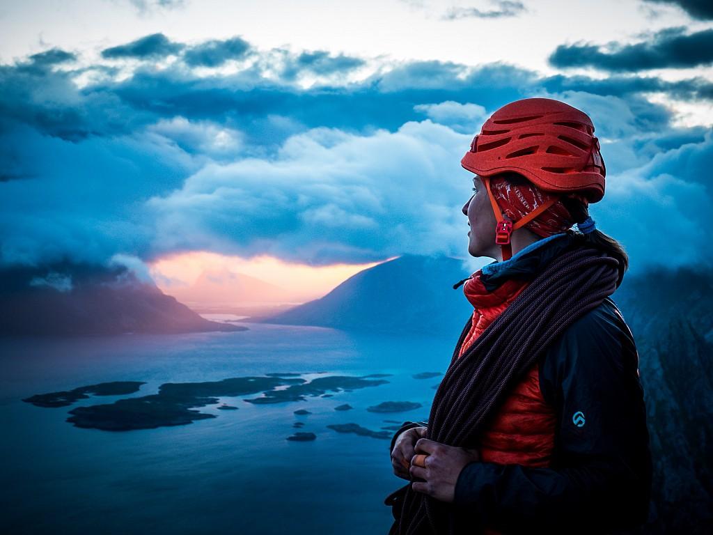 Norvège - Escalade aux îles Lofoten - Les matins du monde
