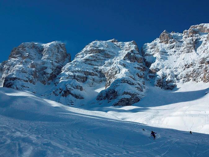 Dolomites, traversée de la Marmolada aux Tre Cime Di lavaredo - Les matins du monde