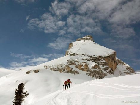 Italie - Dolomites, traversée de la Marmolada aux Tre Cime Di lavaredo