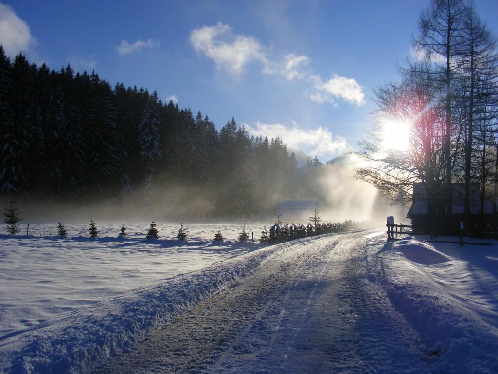 Traversée des Tatras - Les matins du monde