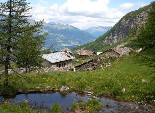 France - Randonnée Vanoise et Grand Paradis, autour du Ruitor