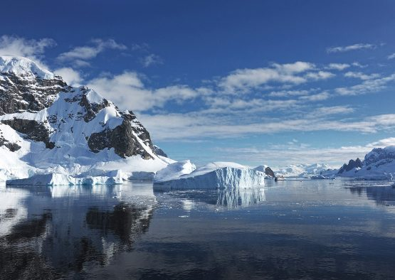 Antarctique - Ski et voile en péninsule Antarctique