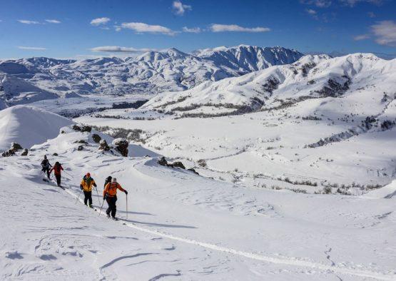 Arménie - Les plus beaux sommets à ski de rando
