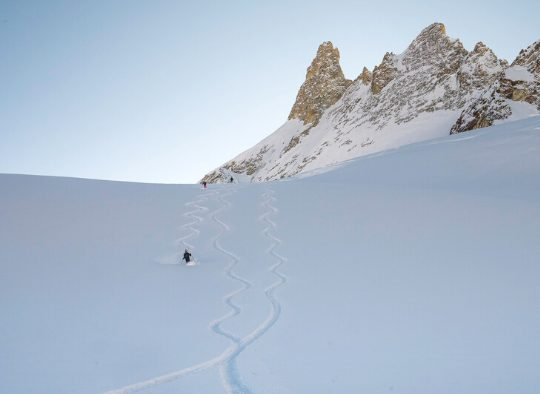 Silvretta : initiation au raid à ski - Les matins du monde