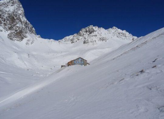 Autriche - Silvretta par les sommets