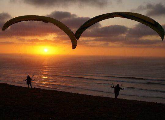 Canaries - Voyage parapente à Ténérife