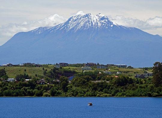 Chili - Les volcans d'Araucanie