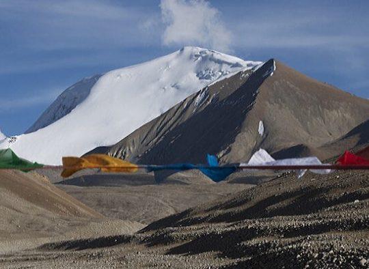 Chine - Tibet, mon premier 6000m - le Gyao Kang