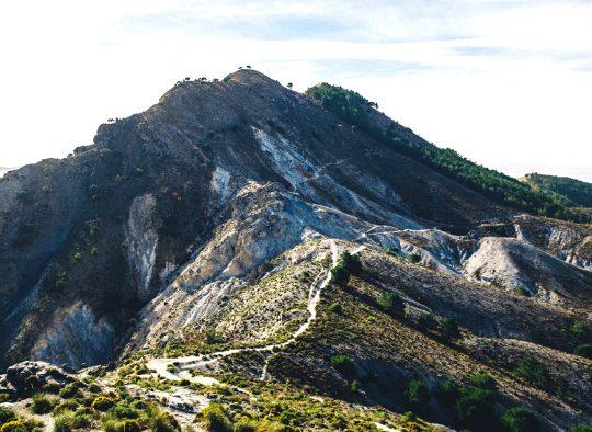 Randonnée en Sierra Nevada - Les matins du monde