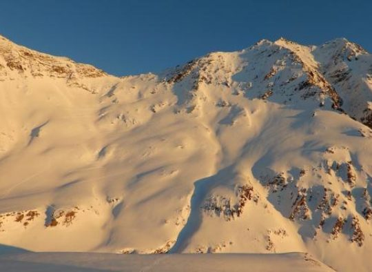 Aiguilles d'Arves en ski de rando - Les matins du monde