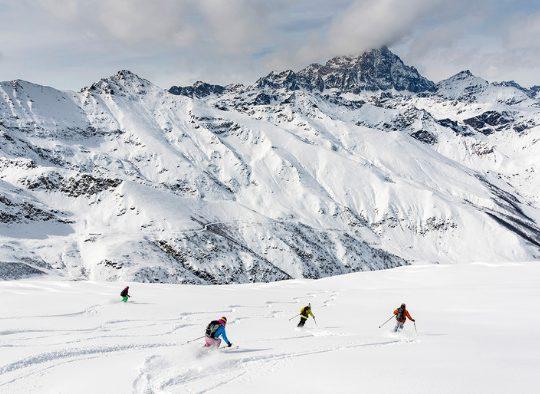 Briançon, Ski de randonnée, Hors-Pistes et mini randonnée - Les matins du monde