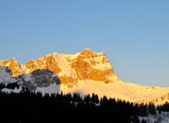 France - Chamonix - Lac Léman en ski de randonnée - Les matins du monde