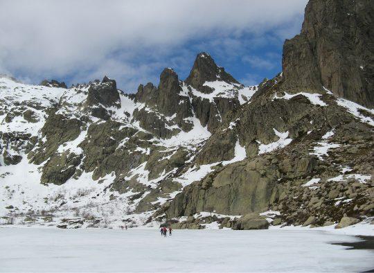 France - Ski de randonnée en Corse