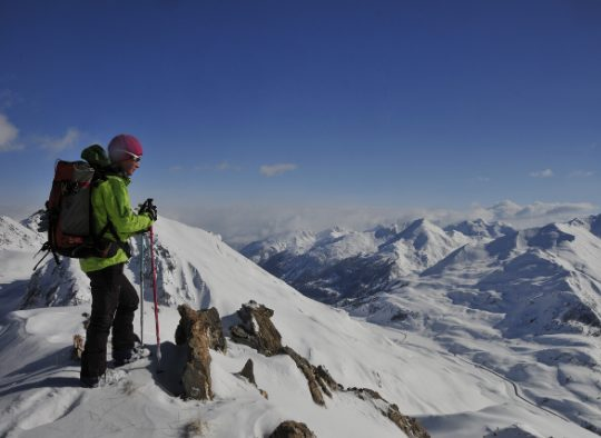France - Grande Traversée des Alpes, Mercantour - Etape 1
