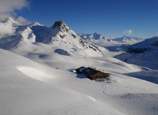 France - Au nord du Mont Thabor en ski de randonnée