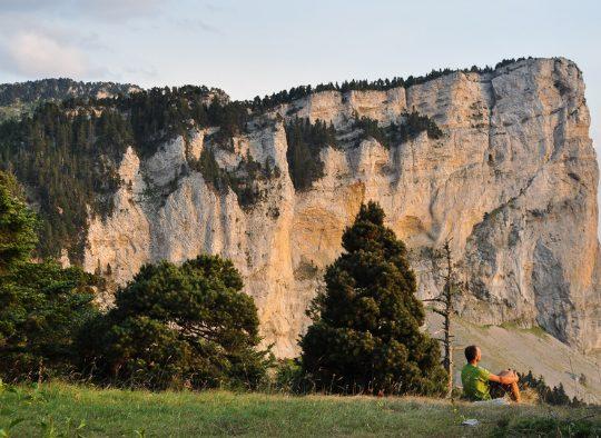France - Vercors et Diois, randonnée dans le cirque d'Archiane