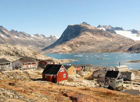 Groenland - Trek estival au Groenland Est