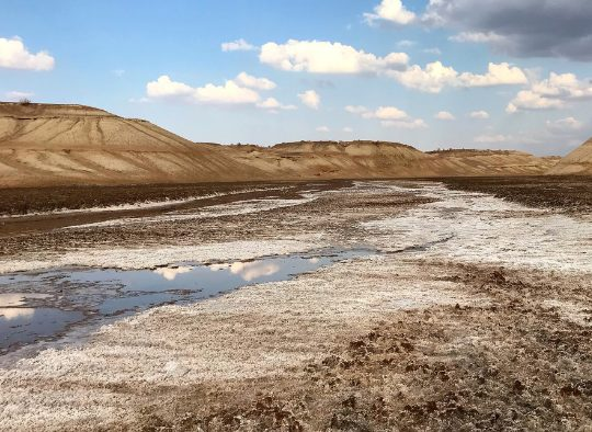 Iran - Mystère des déserts d'Iran