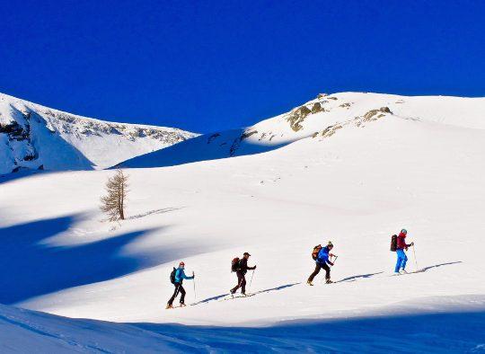 Italie - Val Stura et San Bernolfo