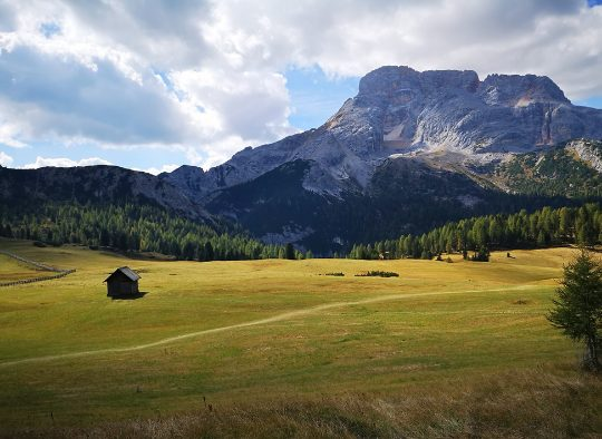 Italie - Massif des Dolomites