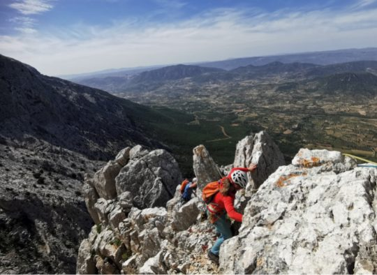Italie - Séjour Escalade en Sardaigne - 5 Grandes Voies Classiques
