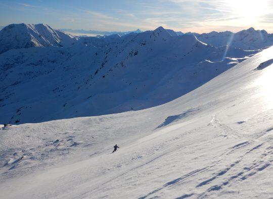Italie - Découverte du Valli di Lanzo en ski de randonnée