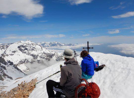 Italie - Les Balcons de la Val Susa, traversée des Monts d'Ambin