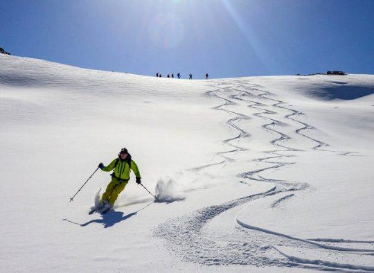 Exploration à ski au pays des chevaux sauvages - Les matins du monde