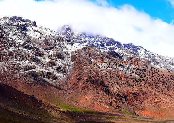 Maroc - Grande traversée du Haut Atlas Central