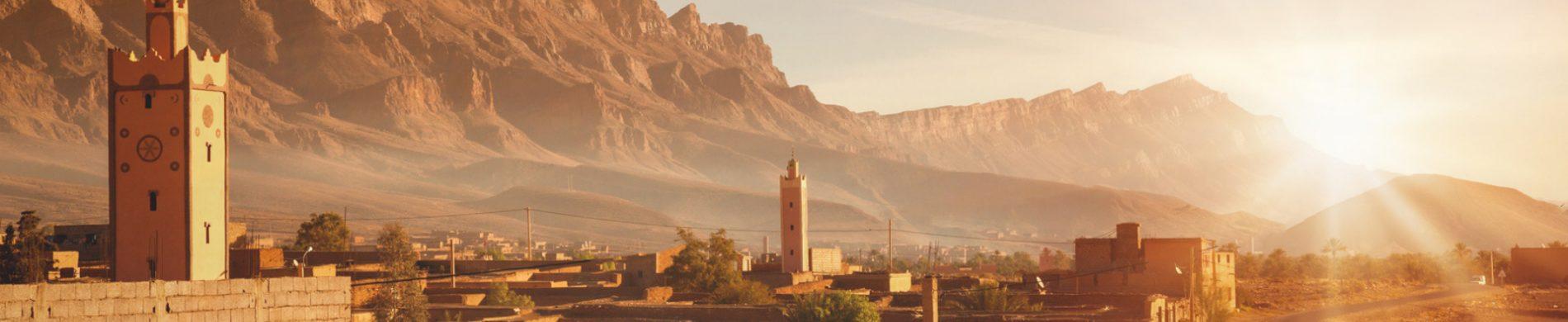 Maroc - Escalade à Taghia - Les matins du monde