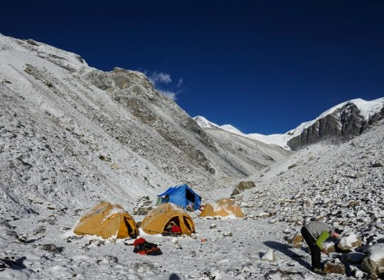 Népal - Expédition ski au Panbari 6980m