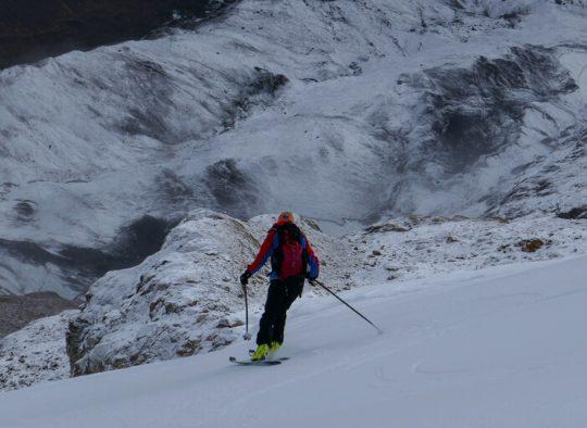 Expédition ski au Panbari 6980m - Les matins du monde