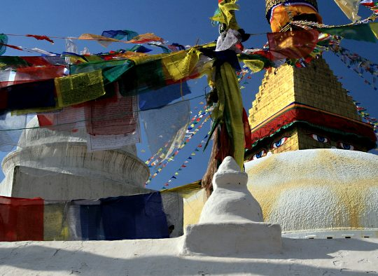 Trek et bouddhisme chez les Sherpa du Solu - Les matins du monde