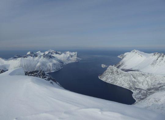 Norvège - Île de Senja