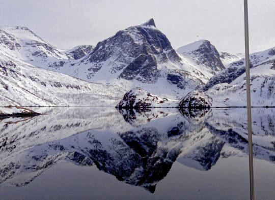 Norvège - Finnmark et Lyngen en ski de rando - Bateau