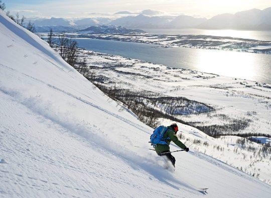 Norvège - Ski de randonnée dans l'extrême nord du Finnmark