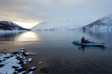 Ski de randonnée en Norvège, Finnmark | Les matins du monde