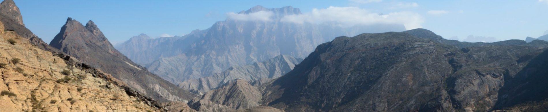 Oman - Escalade dans le Sultanat d'Oman - Les matins du monde